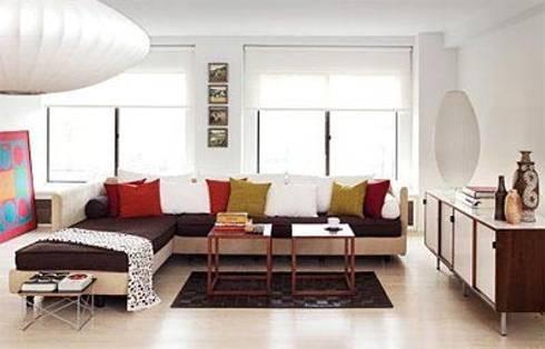 Old Coronet Projects: modern Living room by Coronet Lighting Ltd