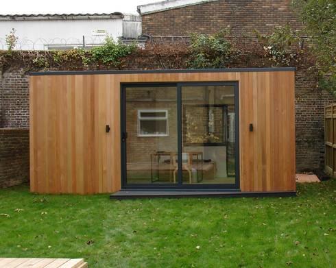 Garden Rooms by eDEN Garden Rooms: modern Garden by eDEN Garden Rooms Ltd