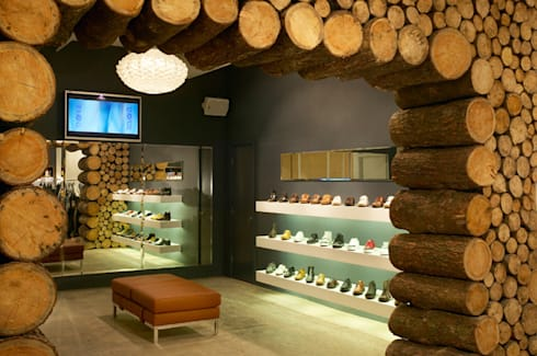 Intro Menswear:  Commercial Spaces by NRN Design