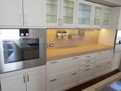 residenza privata cucina by SIEMATIC MOD BEAUX ARTS:  in stile  di novadomusrc