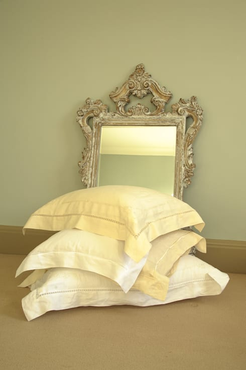 Linen Bed Sets:  Bedroom by Luella Linen