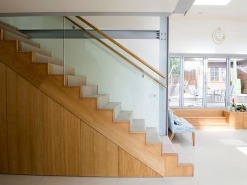 Some Project Photos:   by Brunskill Design Architects