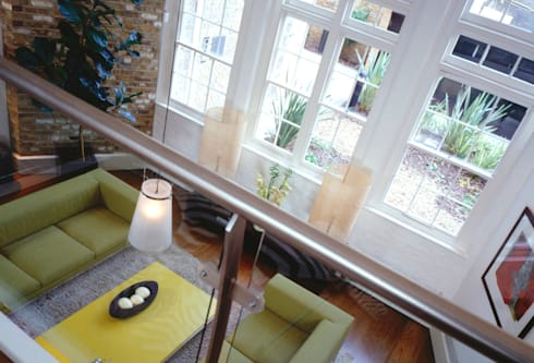 Private Residential Refurbishment, London: modern Houses by STUDIO 9010