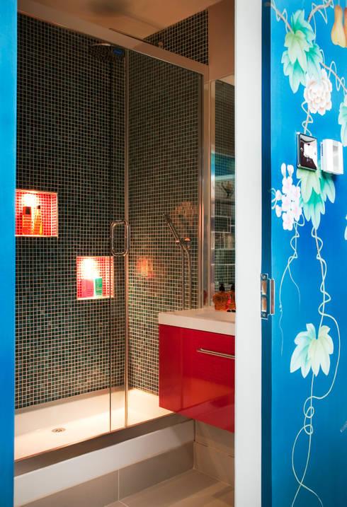 Ванные комнаты в . Автор – Matteo Bianchi Studio