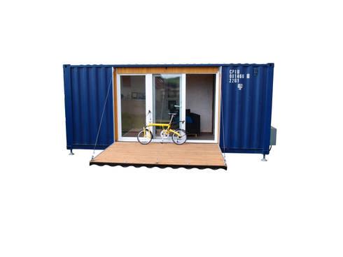 pocketcontainer die mikrowohnung im berseecontainer von stefan brandt solare luftheizsysteme. Black Bedroom Furniture Sets. Home Design Ideas