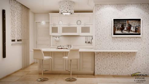 Cucina Classico Contemporaneo von LANGOLO HOME LIVING | homify