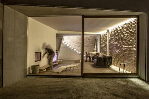 Home Sweet Home: Case in stile in stile Moderno di 3ndy Studio