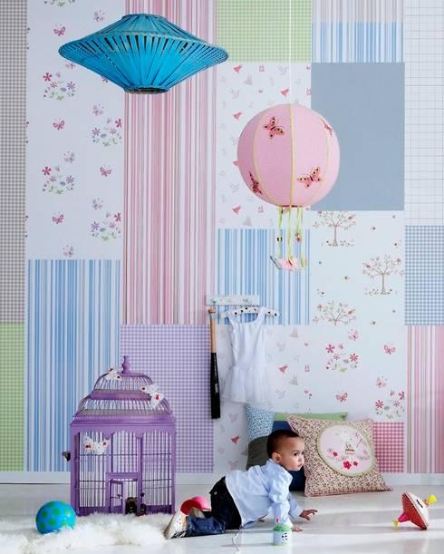 Quarto de crianças  por Fantasyroom-Wohnträume für Kinder