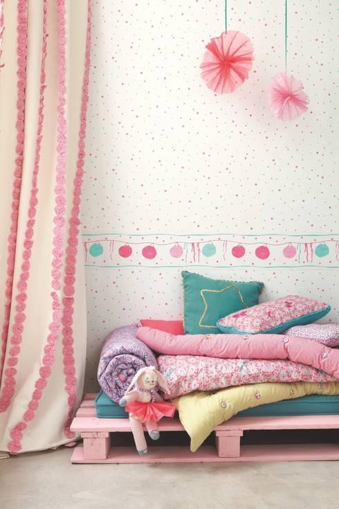 Dormitorios infantiles de estilo ecléctico de Fantasyroom-Wohnträume für Kinder