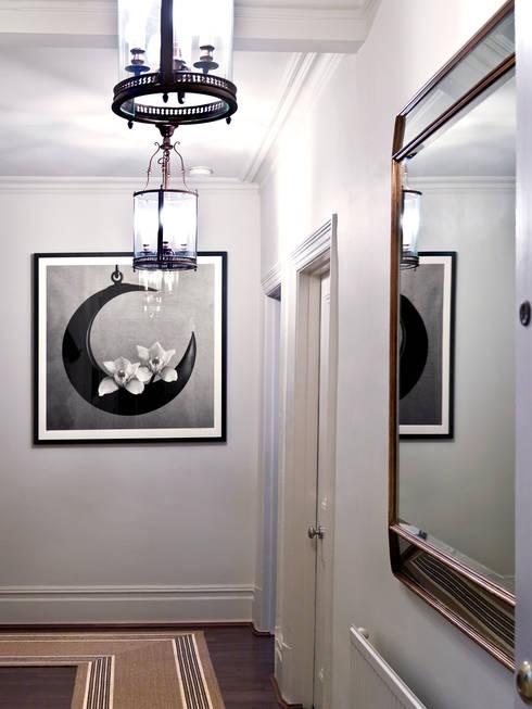 London Apartment—Hampstead:  Corridor & hallway by Eliska Design Associates Ltd.
