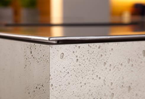 Imi Beton wohnküche mit imi beton by h schubert gmbh homify