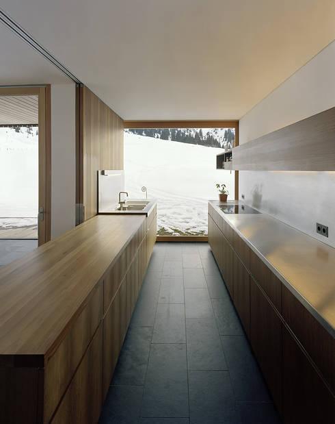 Kitchen by Dietrich | Untertrifaller Architekten ZT GmbH