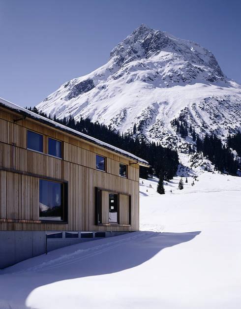 Houses by Dietrich | Untertrifaller Architekten ZT GmbH
