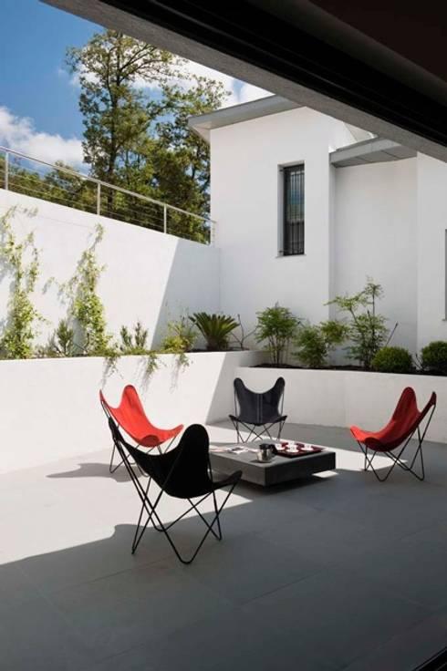 Tерраса в . Автор – Casa Architecture