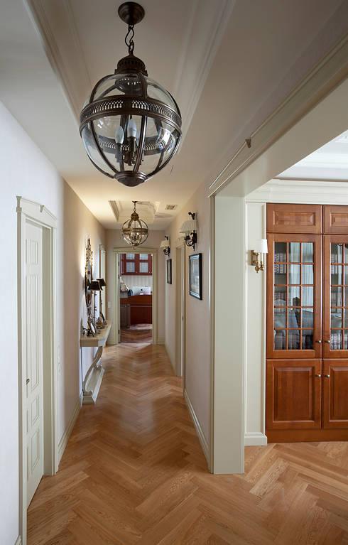 Corridor, hallway by VVDesign