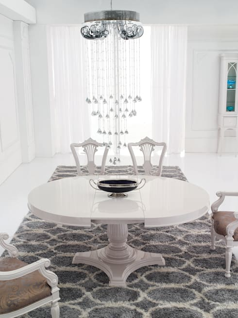 Comedores de estilo clásico de Neopolis Casa
