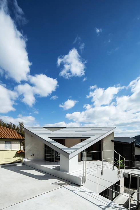 Houses by 建築設計事務所SAI工房