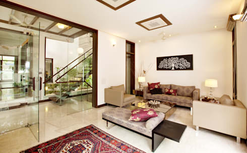 K Residence Gurgaon:   by Kumar Moorthy & Associates