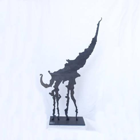 Statues d 39 int rieur design by homify - Statue decoration interieur ...