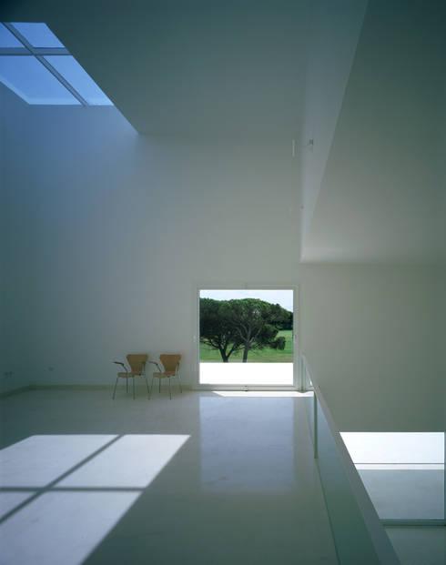 Casa Asencio: Casas de estilo  de Alberto Campo Baeza