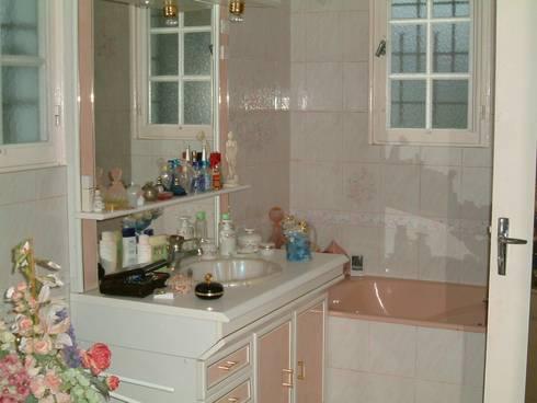 r novation d 39 une maison solognote des ann es 70 suite parentale by dk2deco homify. Black Bedroom Furniture Sets. Home Design Ideas