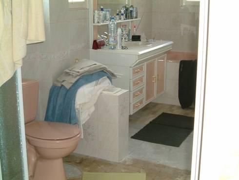 R novation d 39 une maison solognote des ann es 70 suite parentale by dk2deco homify - Renovation maison annee 70 ...