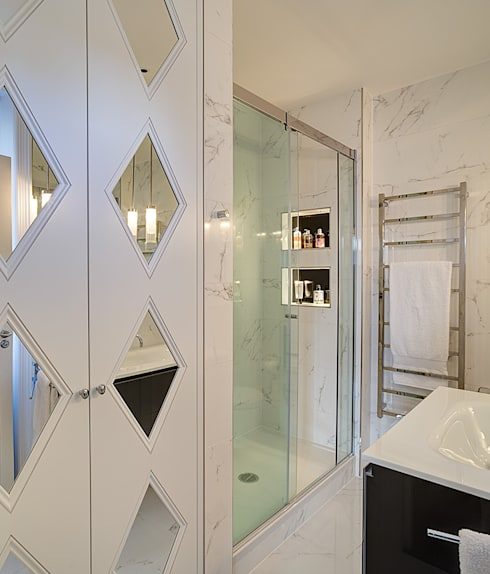 Sloane square pied d 39 terre by at home interior design for At home interior design consultants