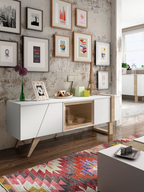 Aparador - Mueble Tv:  de estilo  de Estellé Home Megastore