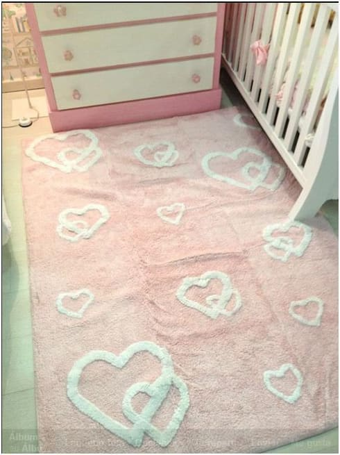 Alfombras lavables infantiles 100 algod n de aratextil hogar 26 s l homify - Alfombras infantiles lavables ...