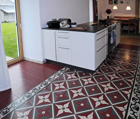 Encaustic Cement Tiles:  Walls & flooring by Original Features