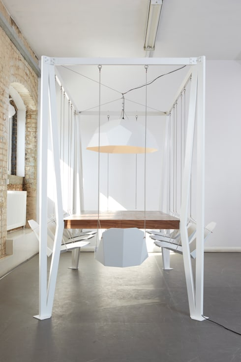 Swing Table 8 person:   by Duffy London