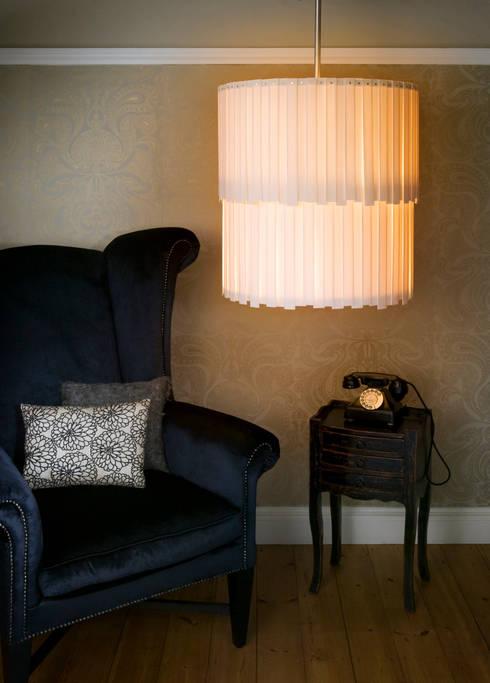 Living room by Boatswain Lighting