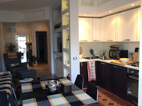 Le nostre realizzazioni: Cucina in stile in stile Moderno di Covertec srl