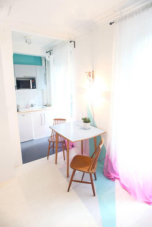 ausgefallene Wohnzimmer von Sandra Dages
