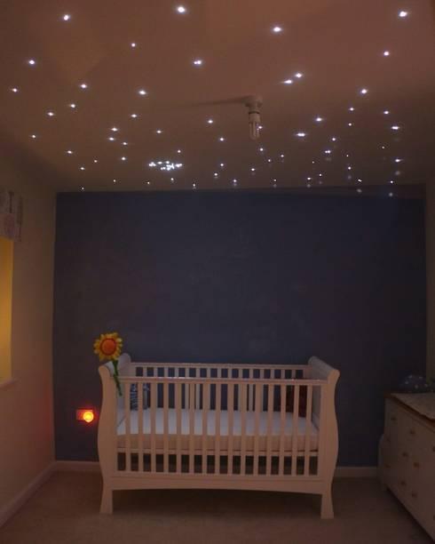 Lancashire design ceilings:  tarz Çocuk Odası