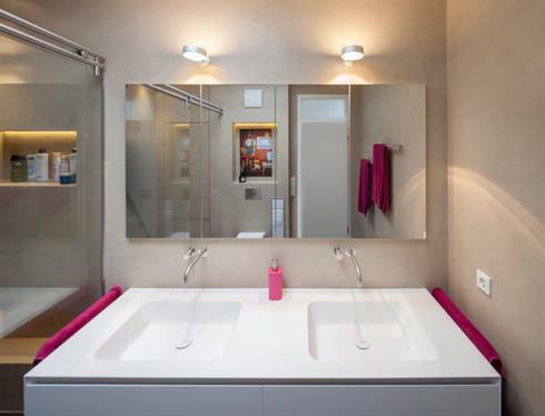 Fugenloses Bad Material fugenloses bad mit beton cirè penthouse köln einwandfrei
