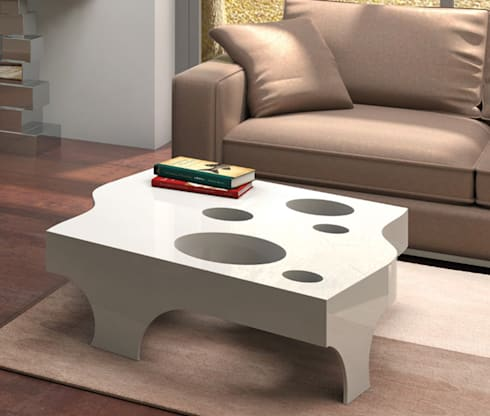 Mesa Keijo Küpu:  de estilo  de Küpu Muebles Inesperados