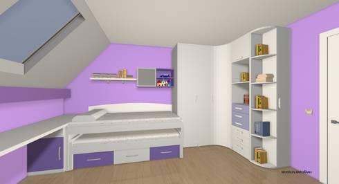 proyectos de virtual de juveniles by muebles anton