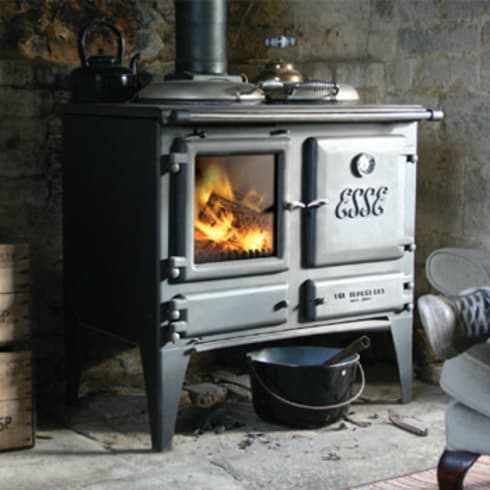 Esse Ironheart Boiler Cooker:  Kitchen by Fireplace Products