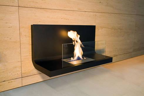 Modern Living Room By Radius Design