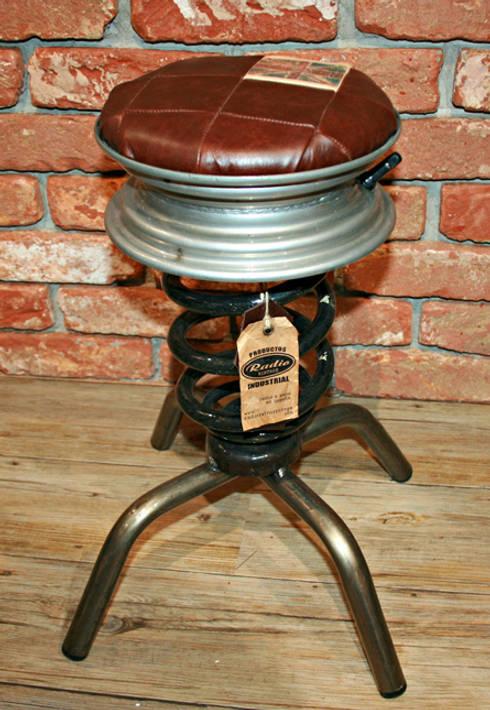 Modelo-MINI: Hogar de estilo  de muebles radio vintage