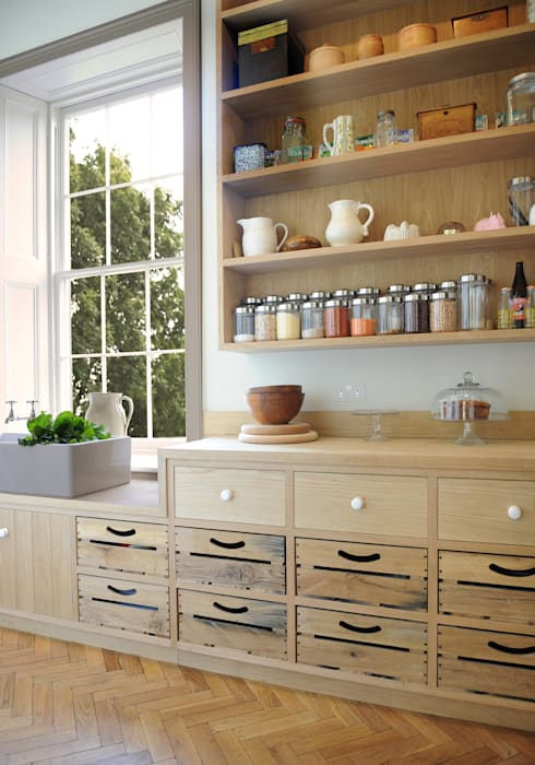 Project 820: modern Kitchen by Artichoke