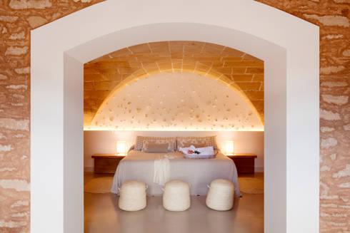 hotel predi son jaumell de margarotger interiorisme homify. Black Bedroom Furniture Sets. Home Design Ideas