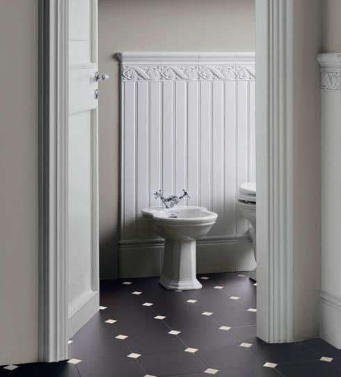 RETRO'2: Pareti & Pavimenti in stile in stile Classico di Ceramiche Grazia
