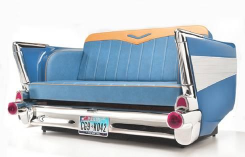 retro m bel von american warehouse homify. Black Bedroom Furniture Sets. Home Design Ideas