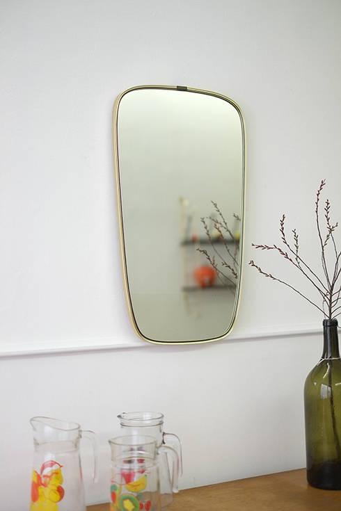 miroirs années 50: Maison de style  par Intérieur Vintage