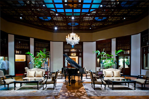 The Grand Hotel, Sri Lanka:  Hotels by The Silkroad Interior Design