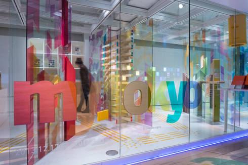 """Exposición """"my tokyo"""": Ferias de estilo  de Stone Designs"""