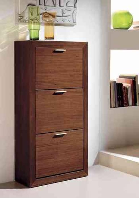 Vestidores y closets de estilo  por Demarques.es