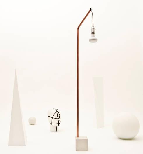 TheKeep Series: Paesaggio d'interni in stile  di UNCUT